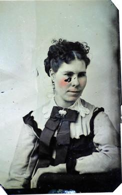 """Margaret Isabel """"Belle"""" Patterson"""