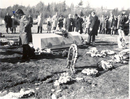 Don Messer Funeral