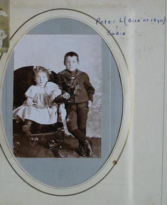 Peter L. and Sadie Wood