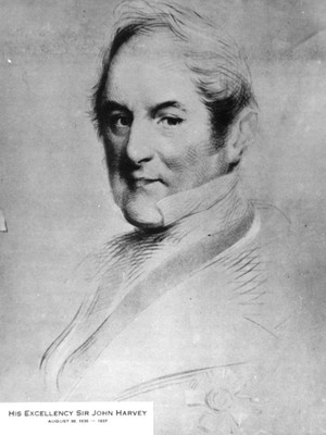 Sir John Harvey