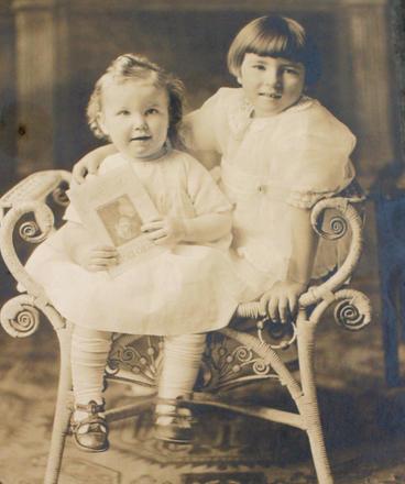Helen Isabel & Evelyn Muriel