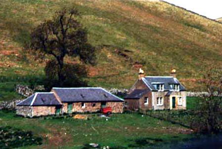 2. Auchope Farm, Roxburghshire, Scotland