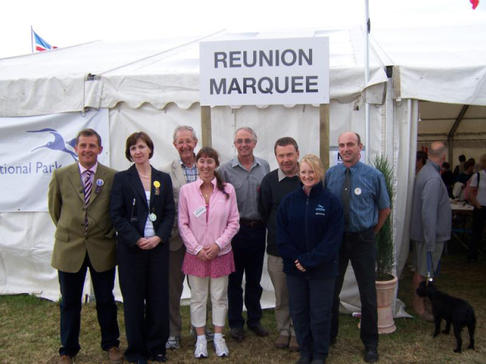 Reunion Marquee