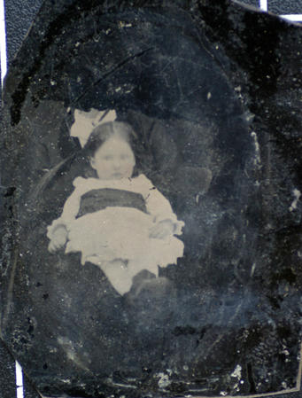 image of unidentified infant subject
