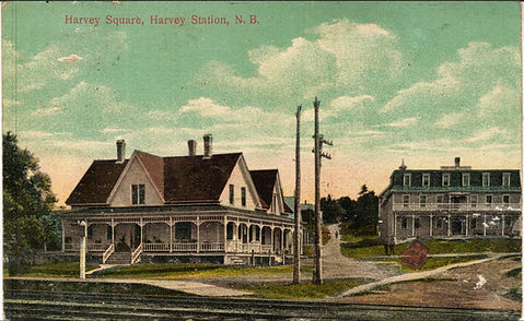 HARVEY SQUARE (FRONT)