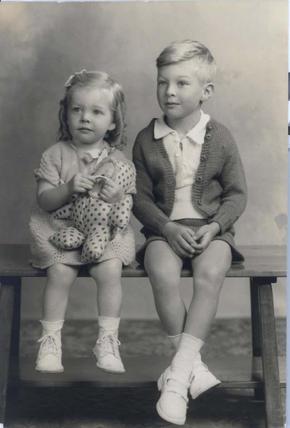 Lucille Elaine Davis & Dallas Wayne