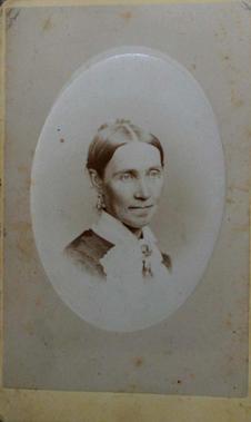 Mrs Johnson, nee Grant. Eleanor Grant