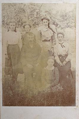 James Lewis Little Family