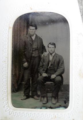 "James T. Swan & Robert Taylor ""Bob"" Swan"