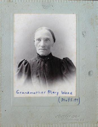 Mary Moffitt