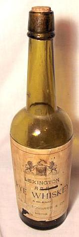 Liqour Bottle