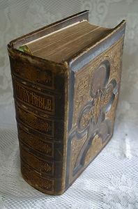 Patterson Family Bible