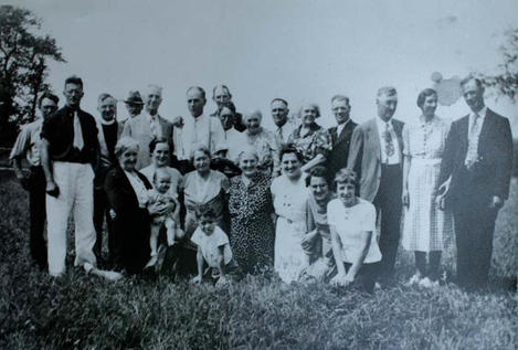 Undated family photograph