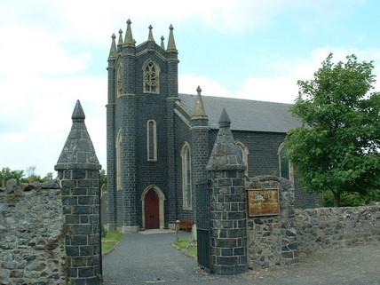 Kirk Yetholm Church