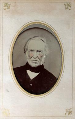 carte de visite image of John Stuart Thompson