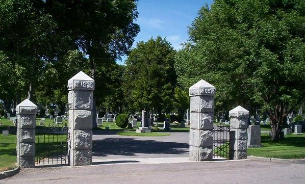 Missoula Cemetery August 2005