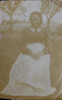 Elderly Mary Herbert Robison