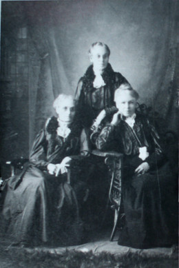 daughters of William Smith & Mary Black