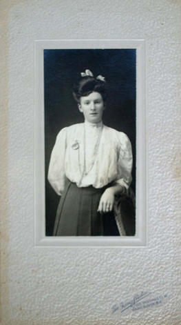 portrait photograph of female subjec