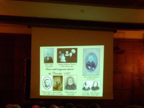 Bruce Elliott's presentation