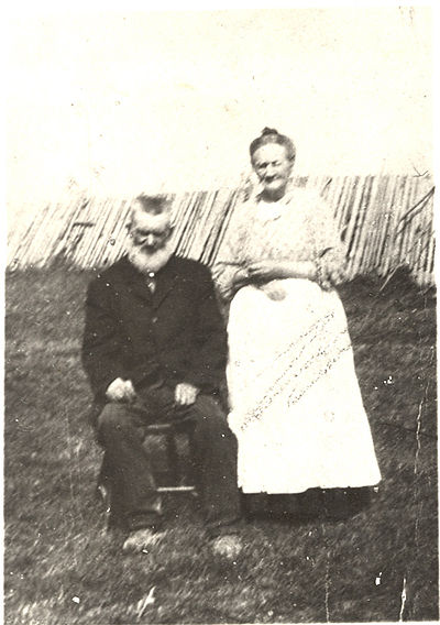 William Messer and Margaret Bell