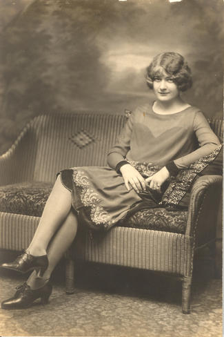 Doris Mildred Christina Messer