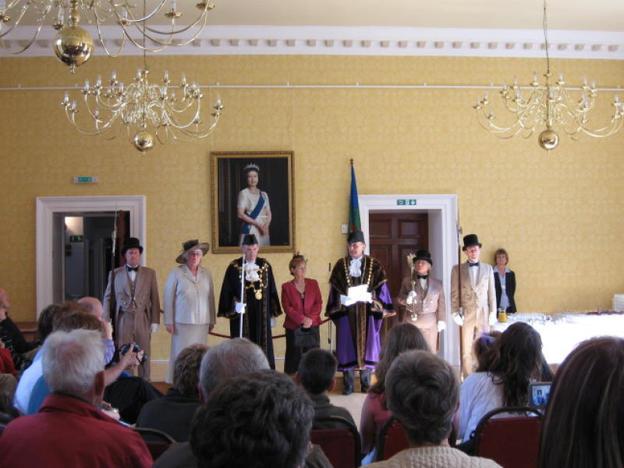 Civic Reception