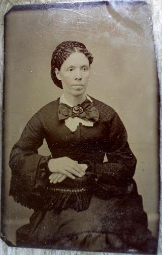 Bessie Pagan (Née Thompson)