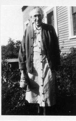 Annie Brown Patterson