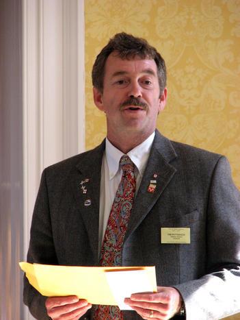Professor Tim Patterson