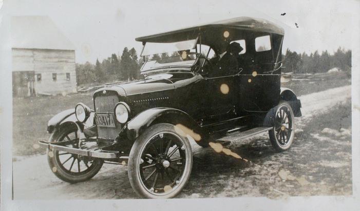 Automobile of Howard McFarland