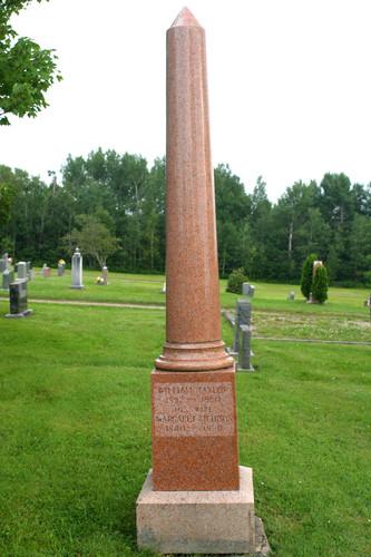 Gravestone of John Taylor