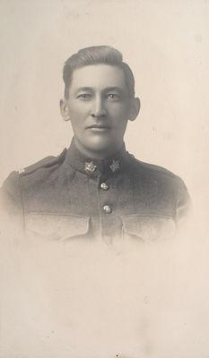 Norman Ralph Little (World War 1 era photograph)