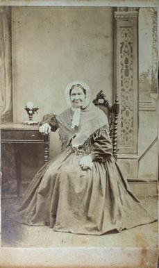 sister of John Stuart Thompson