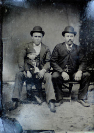 image of unidentified subjects