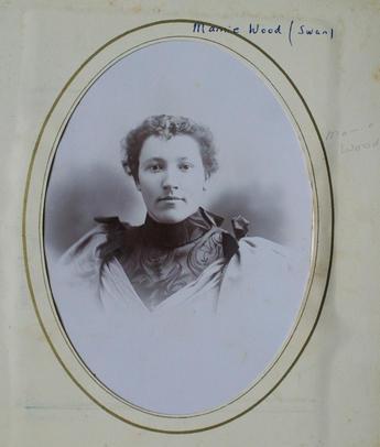 "Mary ""Mayme"" Wood (b. 11 Nov 1885, d. 30 Sept 1967)"