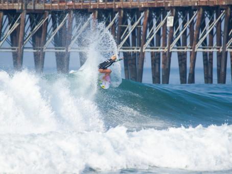 Tati Weston-Webb chega nas finais nos dois dias de Nissan Super Girl Surf Pro