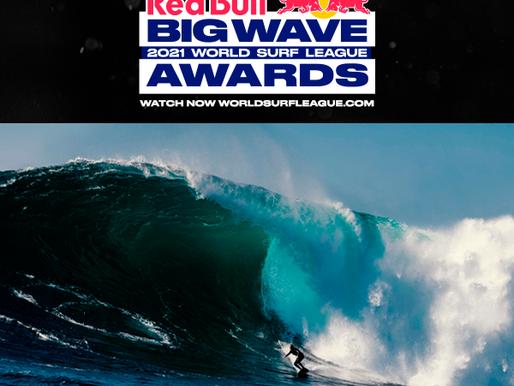 Raquel Heckert e Maya Gabeira estão entre as nomeadas para o Red Bull Big Wave Award 2021