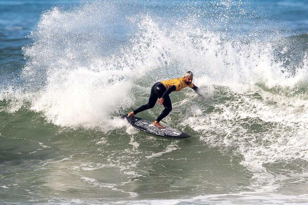 Ítalo Ferreira vice do MEO Portugal of Surfing
