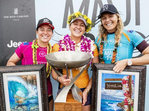 Women's Championship Tour: saiba quem são as atletas que irão competir em 2021