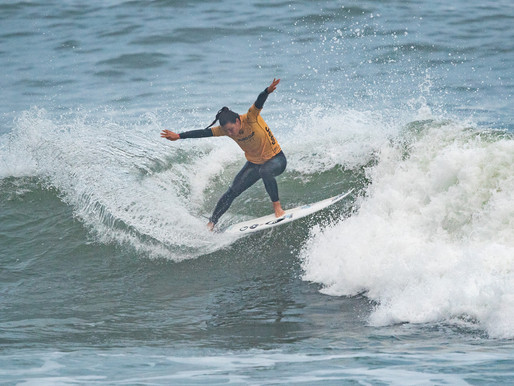 MEO Portugal Cup of Surfing chega ao fim com vitória de Johanne Defay e Frederico Morais