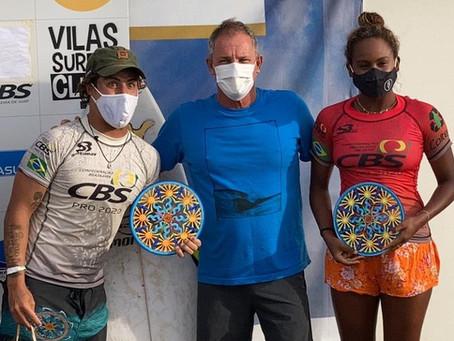 Ian Gouveia é campeão do circuito brasileiro de surf 2020