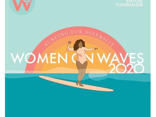 Women on Waves 2020: evento beneficente toma formato virtual