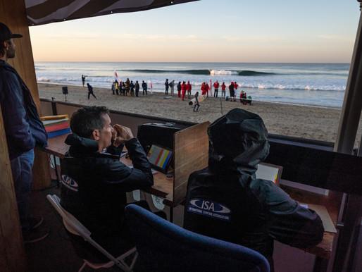 ISA anuncia programa de formação de juízas para competições de surf