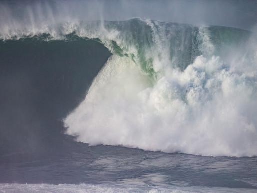 Janela aberta para o Nazaré Tow Surfing Challenge