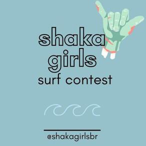 Shaka Girls Virtual Contest terá apoio da VANS Brasil em sua 3ª edição