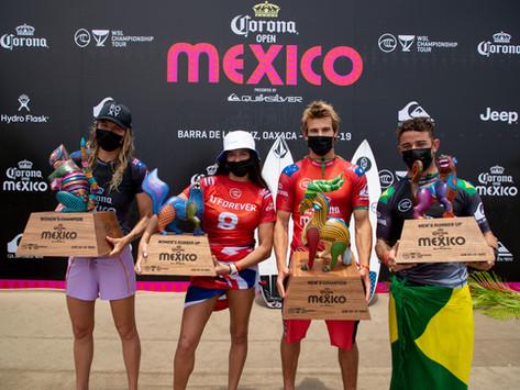 Temporada do CT 2021 chega ao fim em Barra de la Cruz no México