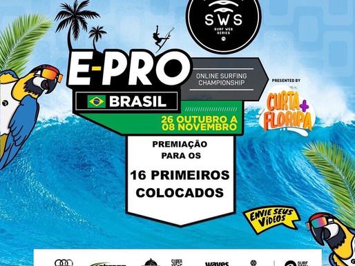Campeonato mundial online chega ao Brasil... sem categoria feminina