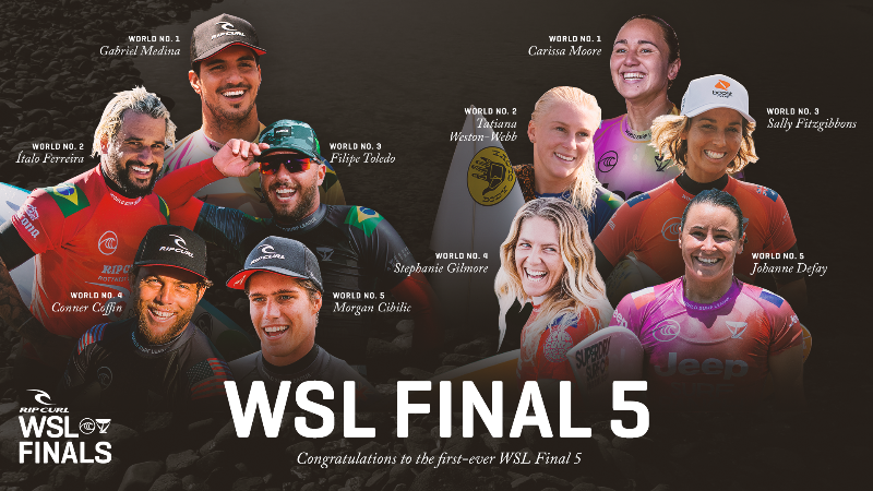 WSL Top5 2021 Finals Day