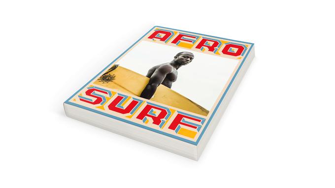 """Capa do livro """"Afrosurf"""""""